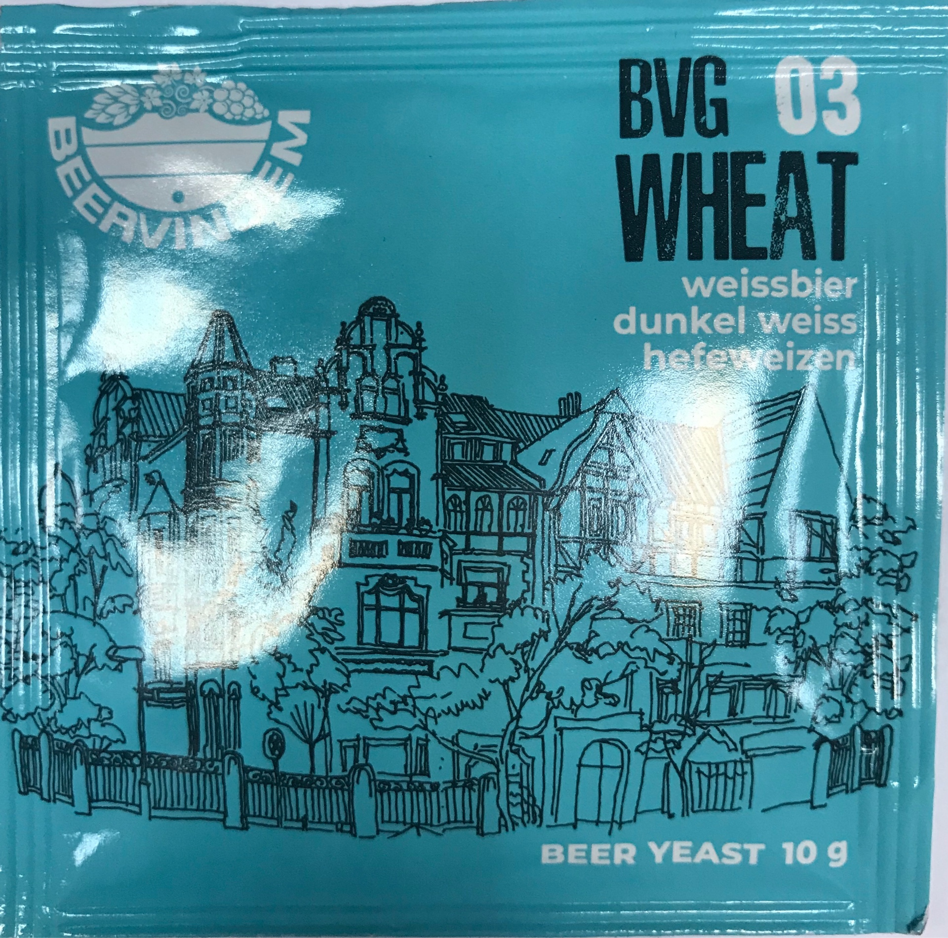 "Дрожжи ""BeerVingem Wheat BVG-03""."